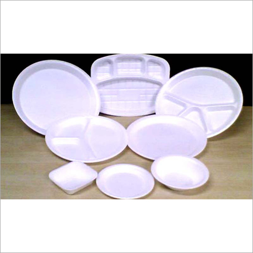 Disposable Plates Set