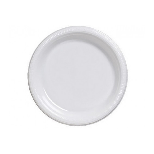 Disposable Round Plate