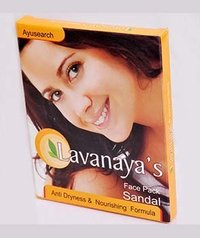 Lavanaya's face pack chandan