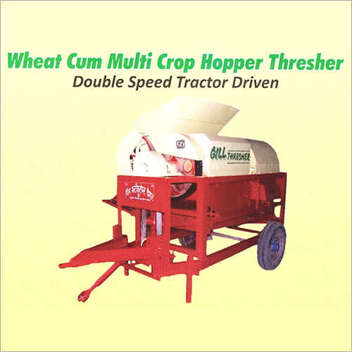 Multi Crop Hopper Thresher