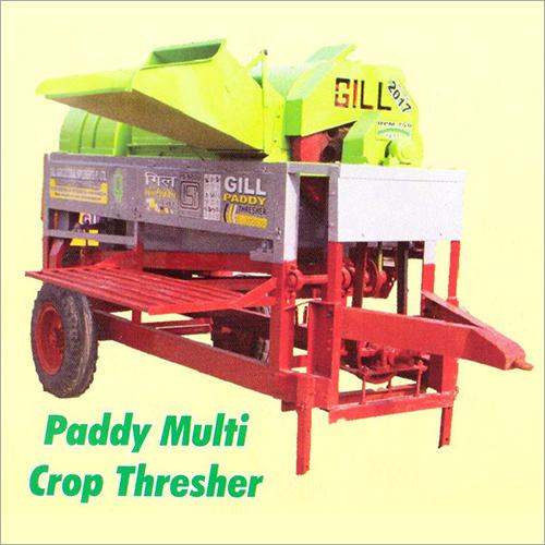 Paddy Multi Crop Thresher