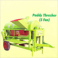 Paddy Thresher Fan5