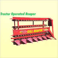 Tractor Operated Reaper