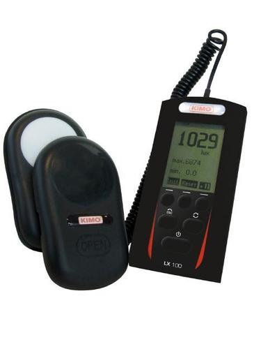 Portable Lux Meter