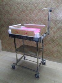 Stainless Steel Infant Care Trolley