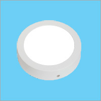 LED Panel Light - Round (Surface Type)