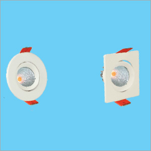Round & Square COB Spot Light