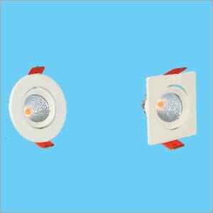 Round & Square COB Spot Light