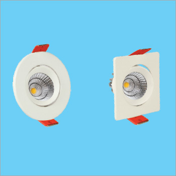 Indoor Round & Square COB Spot Light