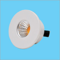 1W LED Button Round Light