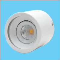 10W COB Surface Round Light
