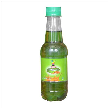 Pudina Masala Soda Soft Drinks