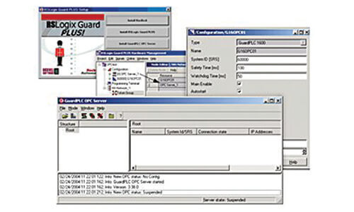 Allen Bradley Guard PLC OPC Server Software 1753-OPC