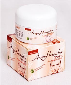 Acno - Hemidex cream