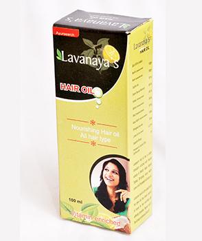 Lavanaya's hair oil