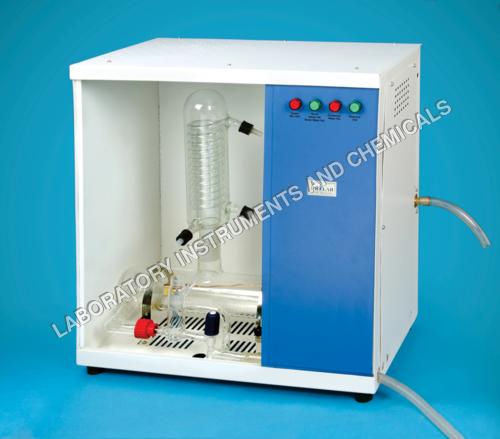 AUTOMATIC WATER DISTILLATION EQUIPMENT (CABINET)
