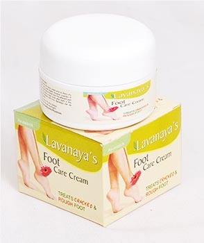 Lavanaya's foot care cream