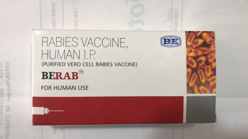 BE Rabies vaccine BErab
