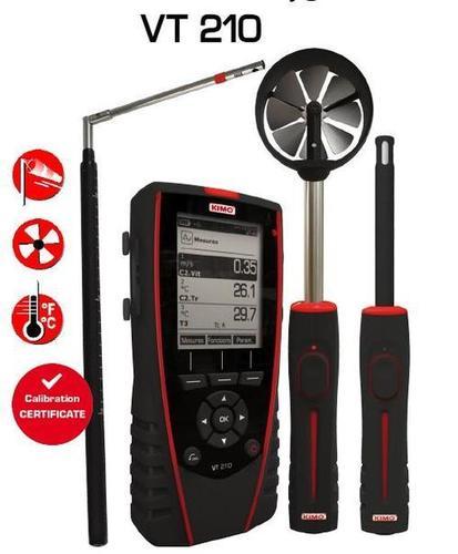 Thermo Hygrometer Anemometer