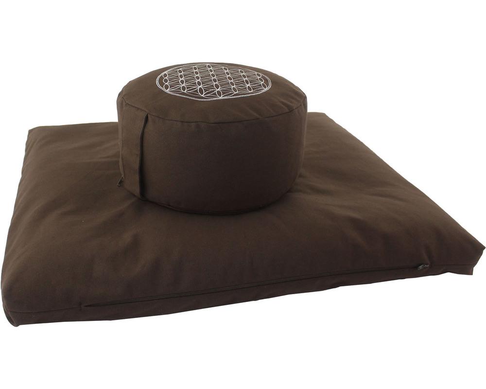 Meditation Cushion Set- Tarmarind