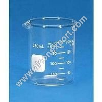 BEAKER GRADUATED LOW FORM DOUBLE CAPACITY SCALE
