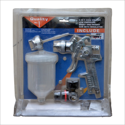 Suction Cup Spray Gun