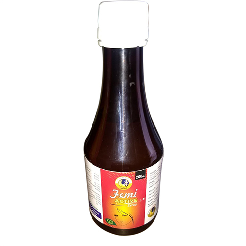 Womens Care Syrup