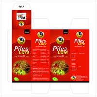 Piles Care Syrup