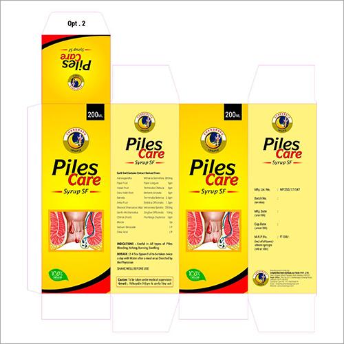 Piles Treatment Medicine