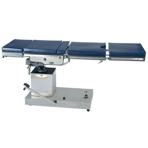 Hydurlic C arm table