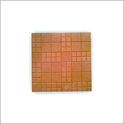 Chequered Tiles Rubber Molds