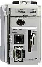 1769-L33ERMK Dual Ethernet w/DLR capability, 2MB memory, 16 I/O Expansion