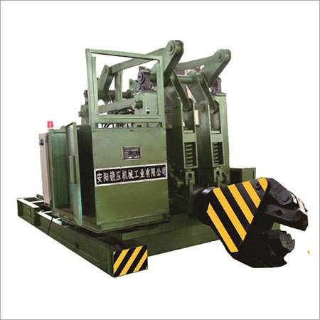 Four Cylinder Manipulator