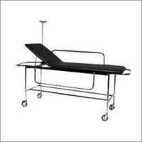 PATIENT STRECHER TROLLEY