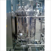 Sterile Mixer Machine