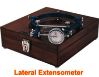 Lateral Extensometer