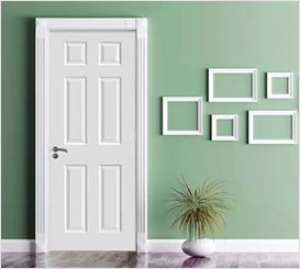 PVC Decorative Doors