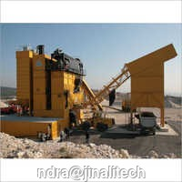 Containerized Asphalt Batct Mix Plant