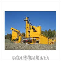 Containerized Asphalt Batching Plants