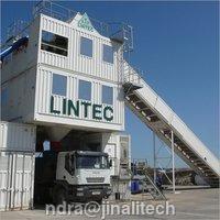 Containerized Concrete Batching Plant