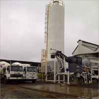 Mini Mobile Concrete Batching Plant