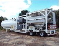 Ready Mix Mobile Concrete Batching Plant