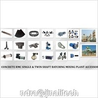 Concrete Batching Plant Spare Parts