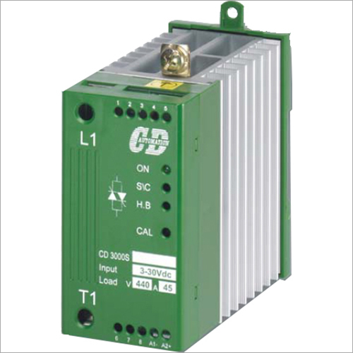 Process Control-Thyristor (CD3000S-1ph)