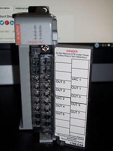 1769-OA8 8 Point 120/240 VAC Output Module