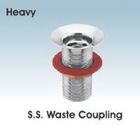 Heavy S.S. Waste Coupling
