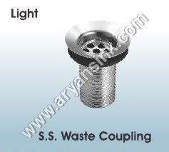 Light S.S. Waste Coupling