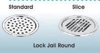 Lock Jali Round