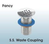 Fancy S.S. Waste Coupling