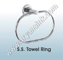 S S Towel Ring